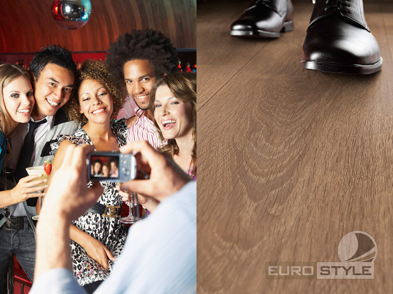 About EUROSTYLE Laminate Flooring