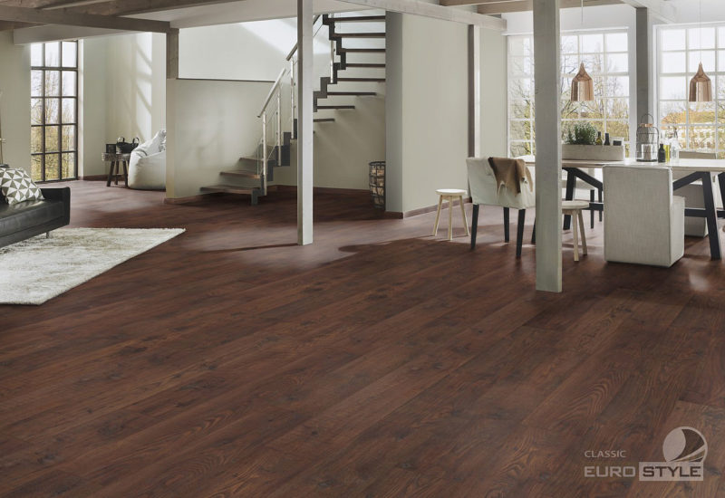 Classic Laminate Floors Antique Chestnut Eurostyle