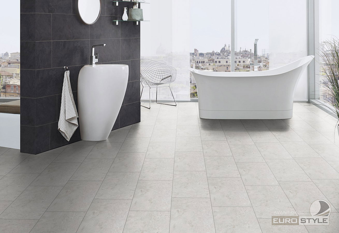 Vinyl Tile Waterproof Floors - Avant-Garde Apollo – EUROSTYLE ...