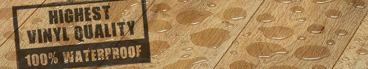 Avant-Garde 100% Waterproof Viny Flooring