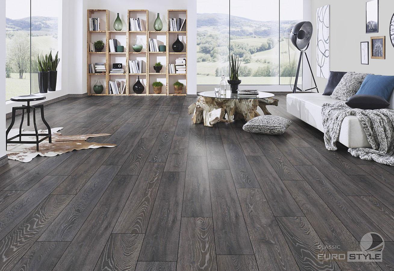 Classic Laminate Floors Bedrock Oak Eurostyle Flooring