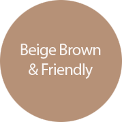 Beige Brown & Friendly Flooring Colour Tones