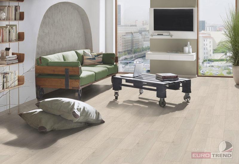 EUROTREND Corona Oak Classic Laminate Flooring