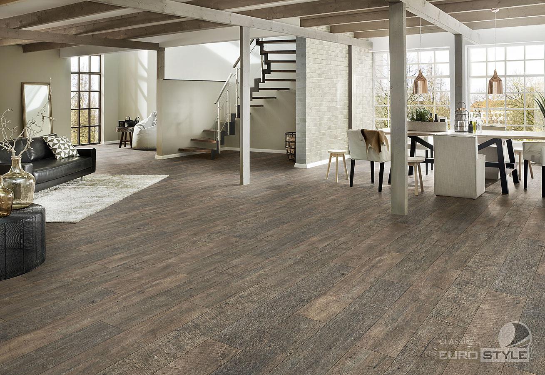 Classic Laminate Floors Country Barnwood Eurostyle