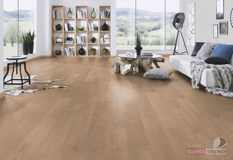 EUROTREND El Paso Oak Classic Laminate Flooring