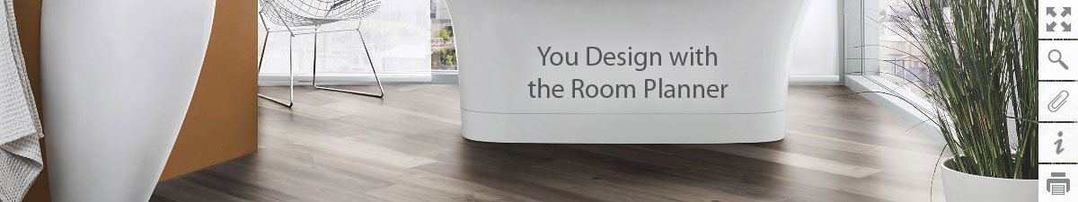 You Design with the Flooring Room Planner