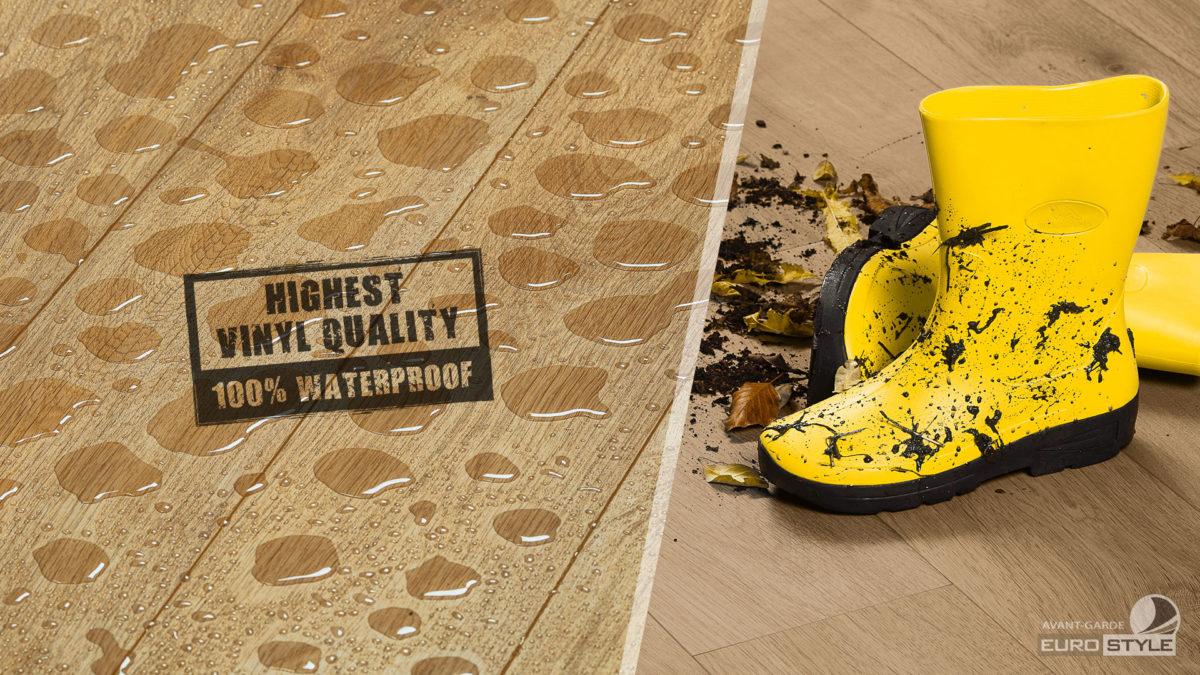 EUROSTYLE Avant-Garde 100% Waterproof Vinyl Flooring