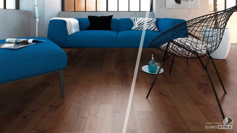 EUROSTYLE Avant-Garde Vinyl Plank Flooring