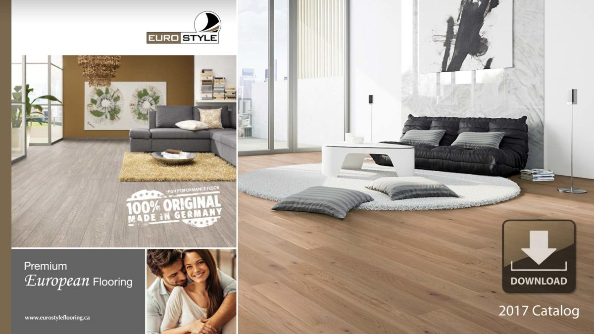 Download 2017 EUROSTYLE Flooring Catalog
