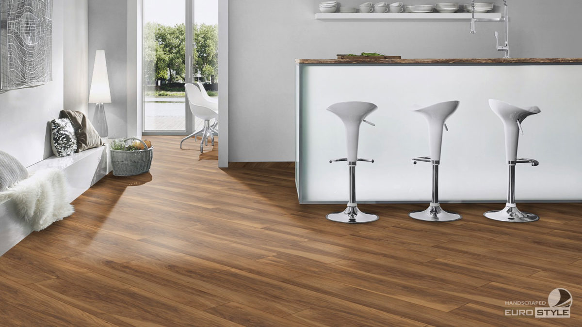 EUROSTYLE Handscraped Laminate Flooring