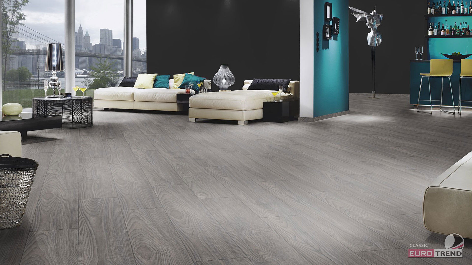 Eurotrend classic laminate floors eurostyle flooring for Hardwood floors vancouver