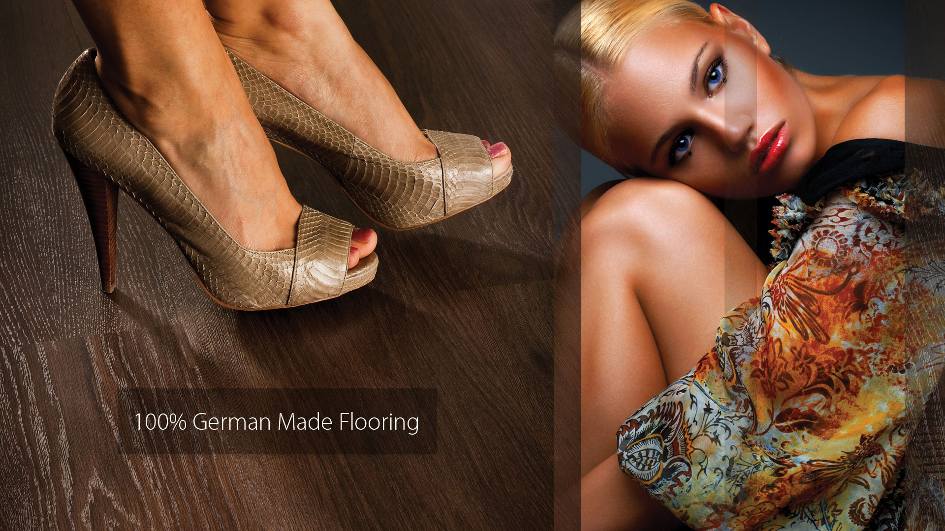 100% German Made European Flooring