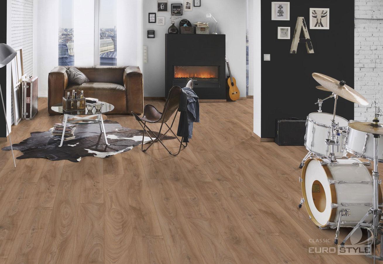 Vintage Longboard Laminate Floors Historic Oak