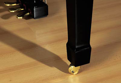 Indentation Resistant Floor