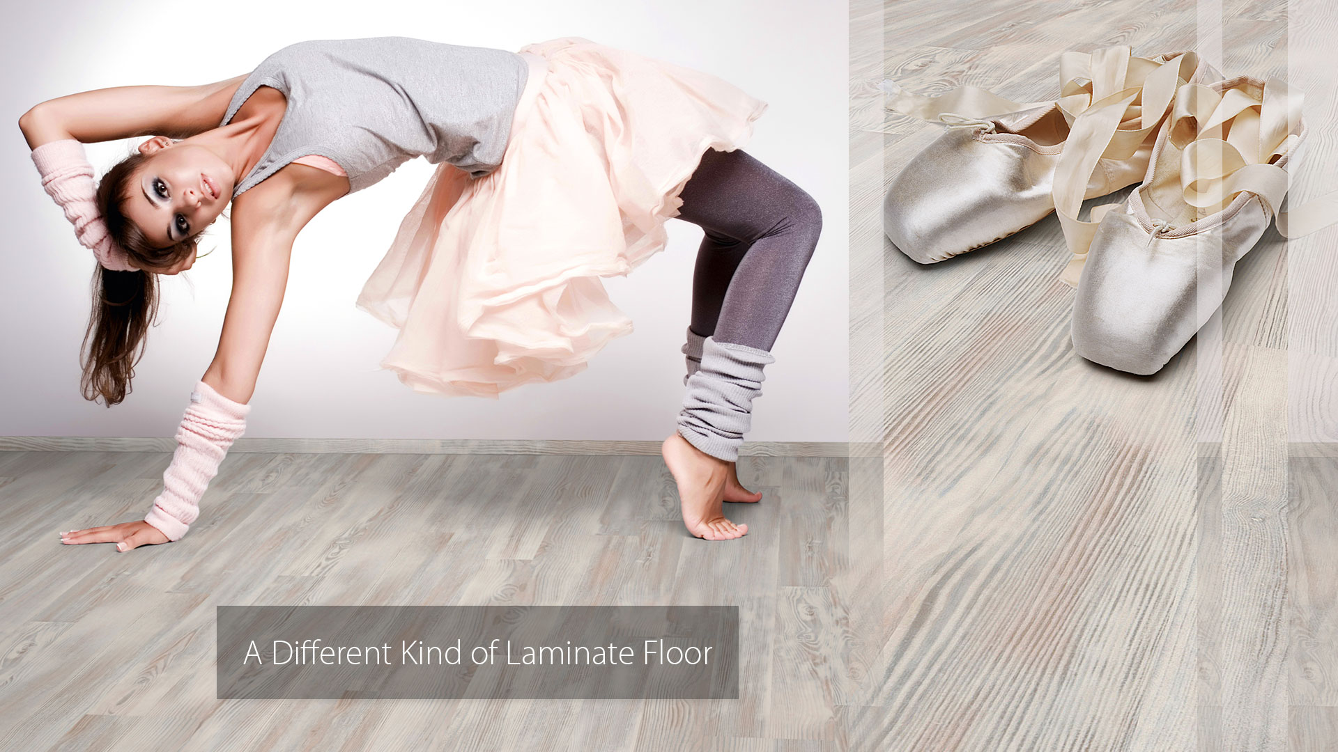 A Different Kind of Laminate Floor