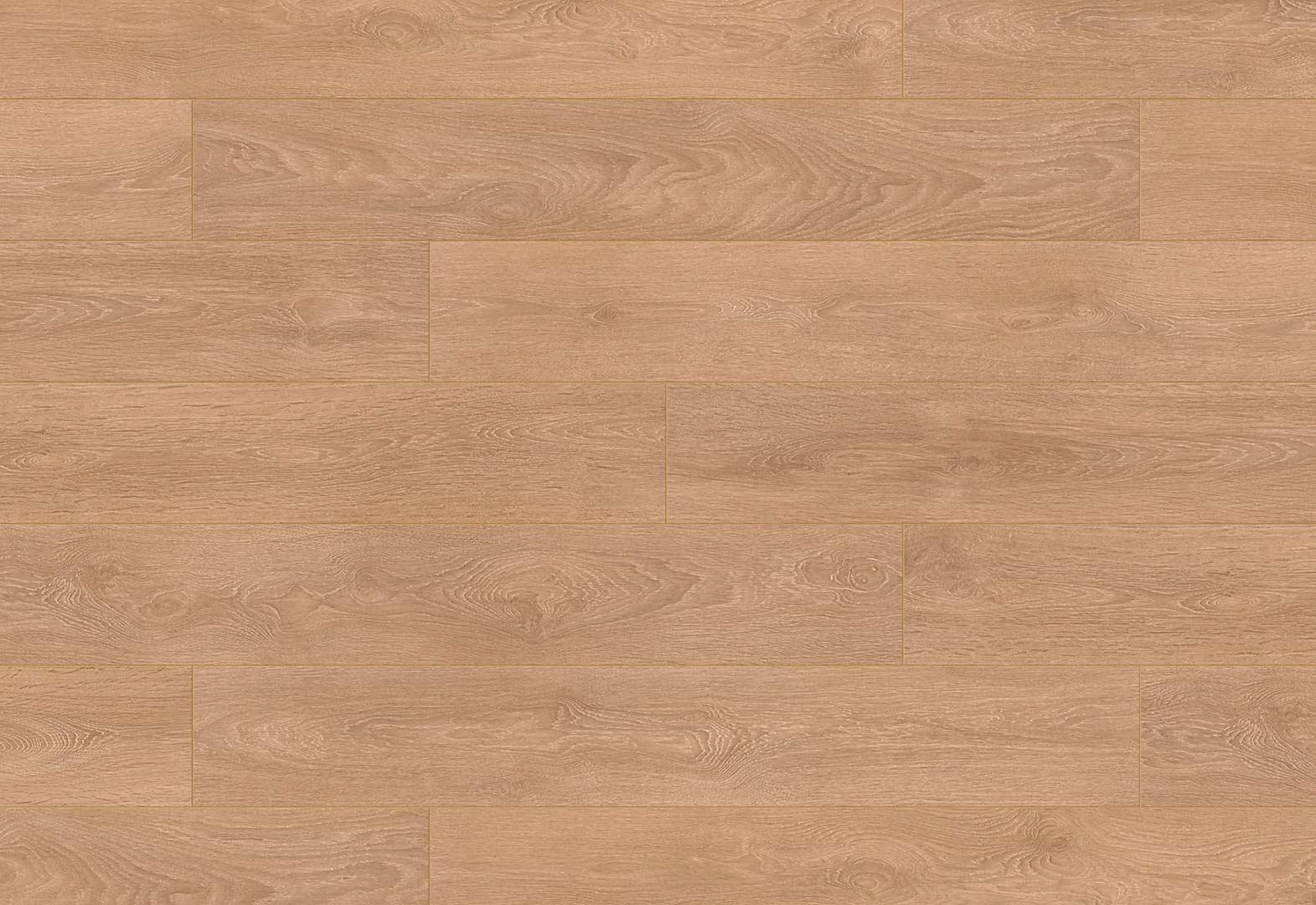 Classic laminate floors light brushed oak eurostyle for Light laminate flooring
