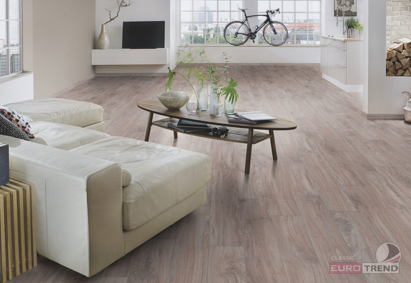 EUROTREND Manhattan Walnut Classic Laminate Flooring