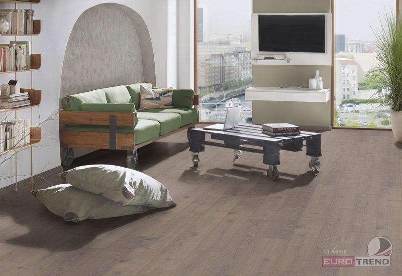 EUROTREND Provincial Oak Classic Laminate Flooring