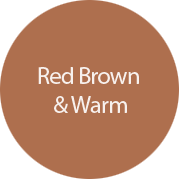 Red Brown & Warm Flooring Colour Tones