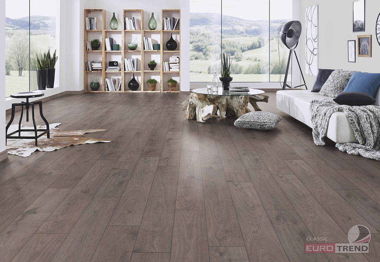 Nice EUROTREND San Diego Oak Classic Laminate Flooring