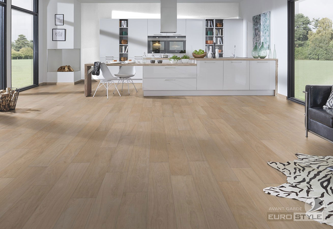 karndean flooring mckenzie parquet select oak hard floor shop blond art wood vinyl willis