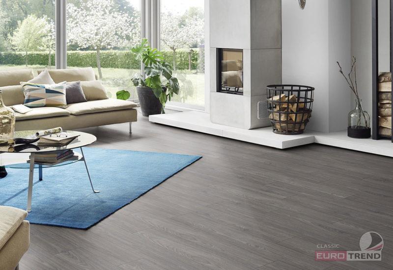 EUROTREND Smoked Chestnut Classic Laminate Flooring