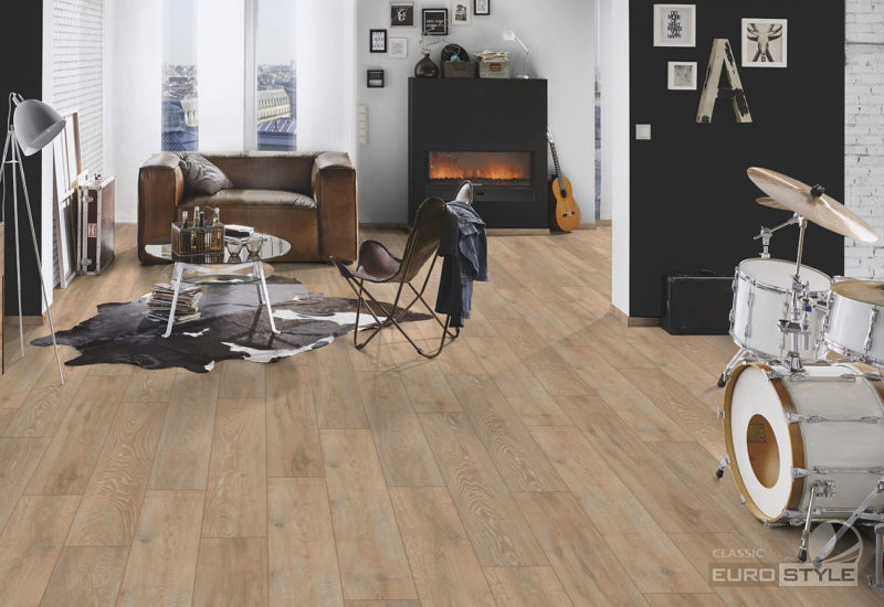 EUROSTYLE Valley Oak Classic Laminate Flooring