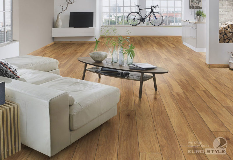 Why Choose EUROSTYLE Laminate Floors